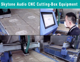 skytone CNC cutting-box equipment