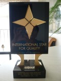 International Gold Star for Quality