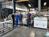 After-sale Service For Iran Gilan Glass Industry Group
