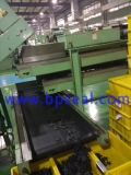 Barwell precision machine for rubber pre-synthetics