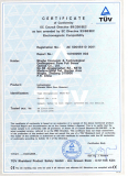 TUV Certification 2