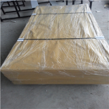 polycarbonate sheet with air-cushion for each sheet and brown paper out side