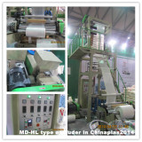 MD-H55 HDPE film blowing machine