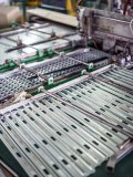 Fully automatic production line.