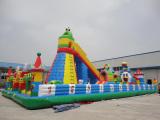 PVC inflatable castle,