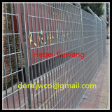 steel grating project application-steel grating fence