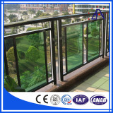 aluminum glass fence
