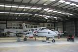 Austrialia aircraft hanger