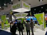 Klarity Booth at ASTRO 2017