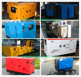Products Samples Show-Silent Type Diesel Generator set