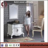 Classical Solid Wood Bathroom Cabinet(B-8099)