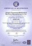 Partner factory: Jiangyin Quansheng Metallurgical Machinery Manufacturing Co., Ltd.