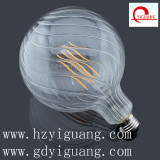 High quality dimmable G150 filament bulb light