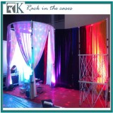 RK pipe and drape help your business in tradeshow
