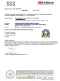 Booming Electronice Tech Co.,Ltd SGS Certificate