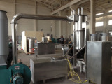 Lab scaled drying granulating machine FLP-5