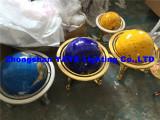 Photos of Gemstone Globe with 3-leg