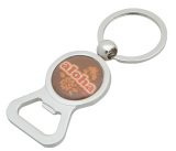 Keychain with Bottle Opener