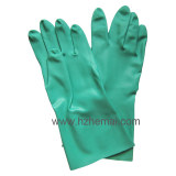 18mil green nitrile glove