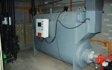 Vacuum Hot Water Chiller for heating