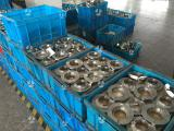 Sanitary Butterfly Valve Stock Available