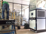 chiller for injection machine