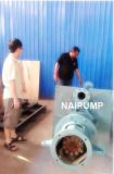 100 RV-SP Vertical Slurry Pump