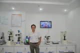Welcome Mr. Shigeju Moriya visits Sinowon