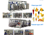 Uht, Pasteurizer for Juice, Flavoured Milk, Hot Filling Drinks Pasteurizer for Juice, Flavoured Milk