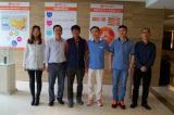 Korea customer visit for EV power battery
