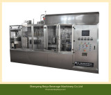 Aseptic Beverage and Dairy Products Gable Top Carton Filling Machine