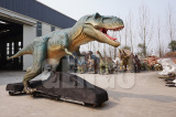 New Walking With The Dinosaur Simulation T-Rex