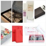 VI design Box & Bag for Company
