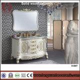 Classical Solid Wood Bathroom Cabinet (B-8067)