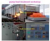 Pump Heat Treatment Workshop