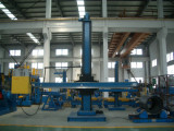 Metal pipe welding machine / welding positioner