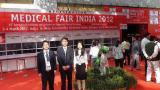 The 18th MEDICA INDIA held in Mumbai