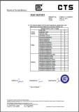 Suzhou Theftproof has passed RoHS certificaiton(2)