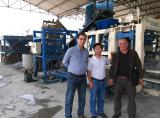 Algeria clients visiting Hongfa