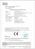 CE Certification for E-handle