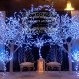 LED wedding Lights nature white Cherry Blossom Tree light