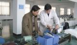 Client Visit Anjue for Training Ultrasound Scanner