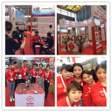 Qili just finished the China Beer beverage equipment exhibition