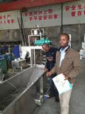 19th Jan Customers visited our plant --Welcome