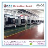 CNC milling machine workshop
