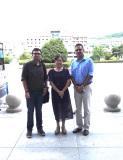 India Customers visiting