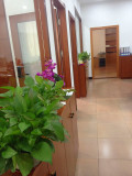 Corridor of office