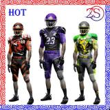 custom design American football jersey