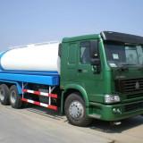 Sinotruck howo 8X4 6X4 4X2 water tanker