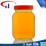Clear Glass Jar with Cap for Food Canned Purpose (CHJ8003)